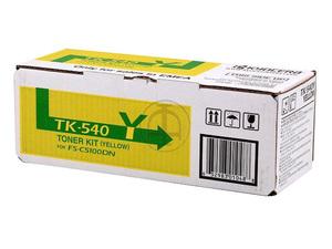 kyocera tk540y - toner jaune fsc5100
