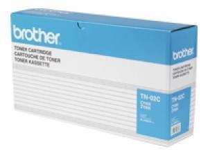 brother tn 02c - toner cyan hp3400 /3450
