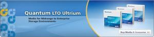 quantum mr-l4mqn - cartouche de sauvegarde lto-4 ultrium rew - 800/1600gb