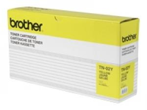 brother tn 02y - toner jaune hl3400 /3450